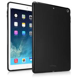 iPad Air Case, BoxWave®  Durable, Slim Fit, Black TPU Cover