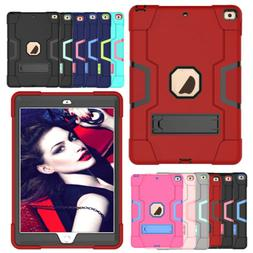 For Apple iPad 7th Generation 10.2'' Shockproof Silicone Rug
