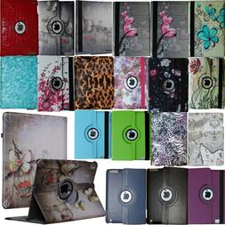 "For iPad 10.2"" 2019 7th Generation 360 Rotating Leather Smar"