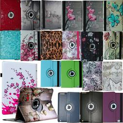 """For iPad 10.2"""" 7th / 8th Generation 360 Rotating Leather Sma"""