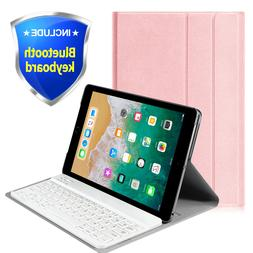 For iPad 10.2 7th Gen 2019 Case Cover Stand with Detachable