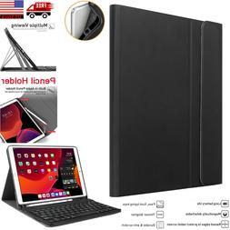 For iPad 8th 2020 /7th Gen 10.2 inch 2019 Leather Case Cover