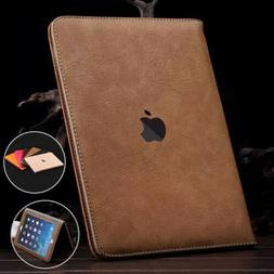 """For iPad 10.2"""" 7th Generation Case Leather Smart Magnetic St"""