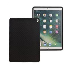 Veamor iPad Pro 10.5 Back Case Cover, Silicone Rubber Protec