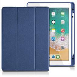TNP iPad Pro 10.5 Case - Ultra Slim Lightweight Smart Shell