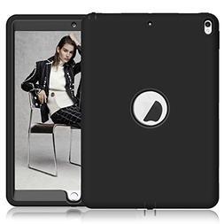 iPad Pro 10.5 Case, AOKER Three Layer  Heavy Duty Shockproof