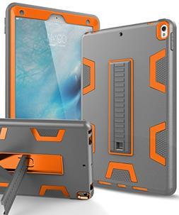 iPad Pro 10.5 Case,New iPad Pro Case,Topsky Three Layer Armo
