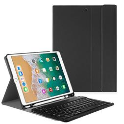 Fintie iPad Pro 10.5 Keyboard Case with Built-in Apple Penci