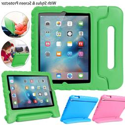 "iPad 7th 2 3 4 6 9.7"" Mini 5 4 3 2 Kids Shockproof Foam Case"