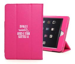 For iPad 2 3 4 5 Air Mini Pro Case Cover I Love Jesus But I