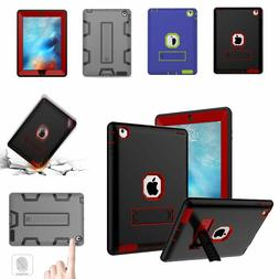 iPad 2 3 4 9.7'' Case Heavy Duty Anti-Impact Shockproof Prot