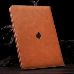 For iPad 2 3 4/ air/ air2/ mini Luxury Leather Wallet Smart