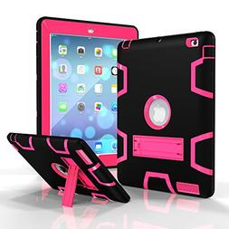 iPad 2 / 3 / 4 Case, Beimu Full-body Heavy Duty Armor Defend