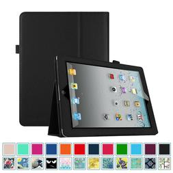 For iPad 2/3/4 Case iPad 2 iPad 3 & iPad 4th Gen Slim Fit Fo