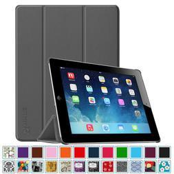For iPad 2/3/4 Case iPad 2 iPad 3 iPad 4th SlimShell Stand C