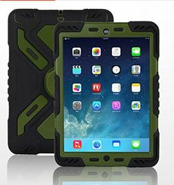 Hot Newest Ipad 2/3/4 Case Silicone Plastic Kid Proof Extrem