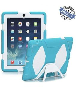 Travellor- iPad 2,3,4 Case, Shockproof Dirtproof Waterproof