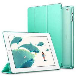 ESR Yippee Smart Case for iPad 2 3 4, Smart Case Cover  Tran