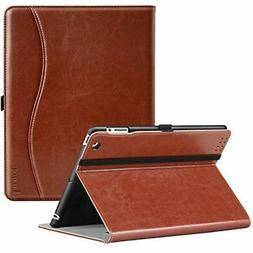 IPad 2/3/4 Case,Ztotop Premium Leather Slim Folding Stand Fo