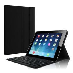 Fintie iPad 2/3/4 Slim Stand Cover Wireless Removable Blueto