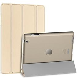 JETech iPad 2 / 3 / 4 Folio Case Cover for Apple iPad 2/3/4