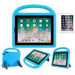 iPad 2/3/4 Kid-Proof Case - SUPLIK Shockproof Protective Lig