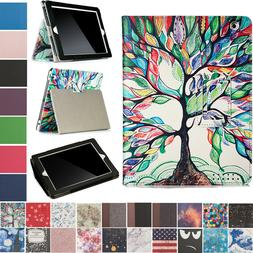 For iPad 2 3 4 Magnetic Case Smart Cover with Auto Sleep/Wak