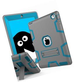 TOPSKY iPad 2 Case,3,4,2/3/4 Kids Proof,Heavy Duty Shockproo