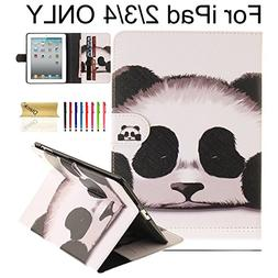 iPad 2 Case, iPad 3 Case, iPad 4 Case, Dteck Stylish New Pri