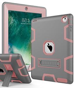 TOPSKY iPad 2 Case,iPad 3 Case,iPad 4 Case,,Shock-Absorption