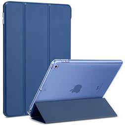 ULAK iPad 2017/2018 iPad 9.7 inch Case, iPad Magnetic Cover