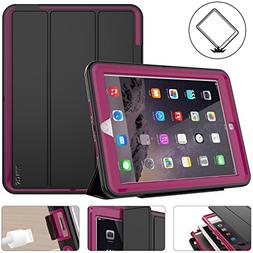 New iPad 2017/2018 case, Protective iPad 9.7 inch Smart Cove