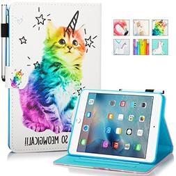 New iPad 9.7 Inch 2017 2018 / iPad Air 2 / iPad Air Case - M