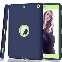 iPad 5th/6th Generation Case, iPad 9.7 2018/2017 Case, Hocas