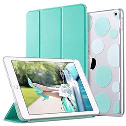 ULAK iPad 2017/2018 iPad 9.7 inch Case, Slim Lightweight Sma