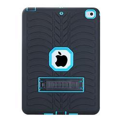 New iPad 2017 iPad 9.7 inch Case, Beimu Kickstand Feature  R