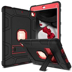 DONWELL Compatible for iPad 5 iPad 6 Case 9.7 inch 2018/2017