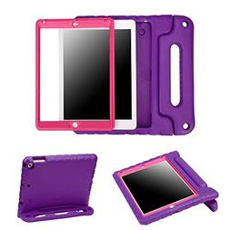 HDE Case for iPad 9.7-inch 2018 / 2017 Kids Shockproof Bumpe