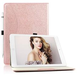iPad Case for New 2018/2017 iPad 9.7 inch -Auto Sleep Wake S