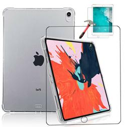 iPad 2019 Case Screen Protector Tempered Glass Film for Appl
