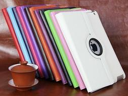 iPad 360 Leather Stand Case For iPad Air / Air 2 A1474/A1475