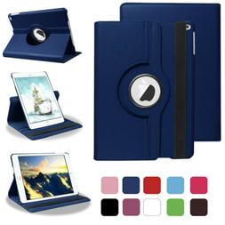 "For iPad Mini 1 2 3 7.9"" Smart Leather Case 360° Rotating S"