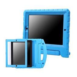 HDE Case for iPad 2 3 4 Kids Shockproof bumper Hard Cover Ha