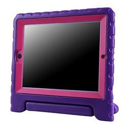 HDE Case for iPad 2 3 4 Kids Shockproof bumper Hard Cover Ha