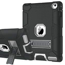 iPad 2 Case, iPad 3 Case, iPad 4 Case, BENTOBEN Kickstand He