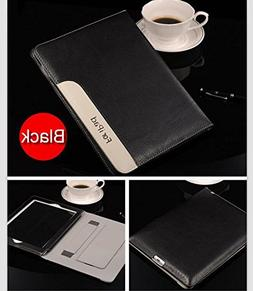 iPad 2 3 4 Case,Luxury PU Leather Magnetic Protective Stand
