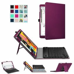 """Keyboard Case For Apple iPad 10.2""""' 9.7'' Case Stand Cov"""