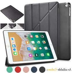 """For iPad 5 6 8 9 /Air / iPad 9.7"""" 2018 Smart Stand Ultra thi"""