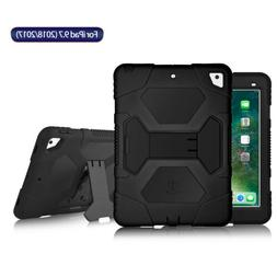 "For Apple iPad 9.7"" 2017 2018 5th 6th Gen Shockproof Defende"