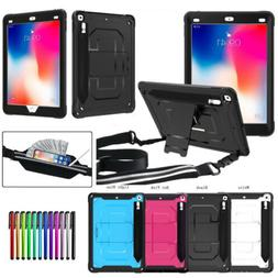 For iPad 5th/6th Gen 9.7'' 10.5 Air Pro Case Shockproof Rugg